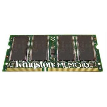 KTC-NB100/64 Kingston 64MBSDRAM PC100 100MHz Non-ECC 3.3V 144-Pin DDR SoDimm Memory Module For HP/Compaq 179864-B21
