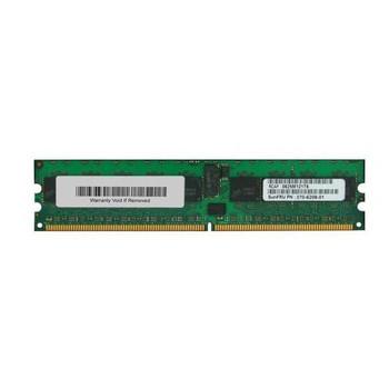 370-6208-01 Sun 1GB DDR2 Registered ECC PC2-4200 533Mhz 1Rx4 Memory