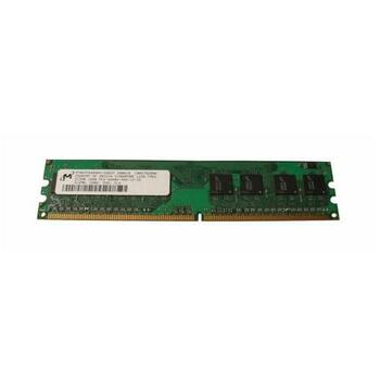 MT8HTF6464AY-53ED7 Micron 512MB DDR2 Non ECC PC2-4200 533Mhz Memory