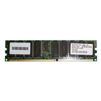 370-4940-01 Sun 1GB DDR Registered ECC PC-2100 266Mhz Memory