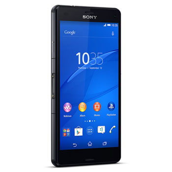 1288-5849 Sony Mobile Xperia Z3 Compact Smartphone 16GB Built-in Memory Wireless LAN 4G Bar Qualcomm Snapdragon 801 Quad-core (4 Core) 2.50 GHz 2GB microSD, microSDXC Supported 4.6 LCD 1280 x 720