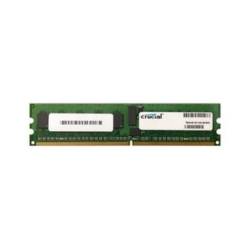 CT51272AB667T Crucial 4GB DDR2 Registered ECC PC2-5300 667Mhz 2Rx4 Memory