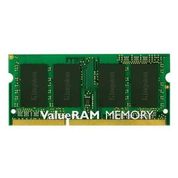 KVR1333D3S8S9/2GBK Kingston 2GB DDR3 SoDimm Non ECC PC3-10600 1333Mhz 1Rx8 Memory