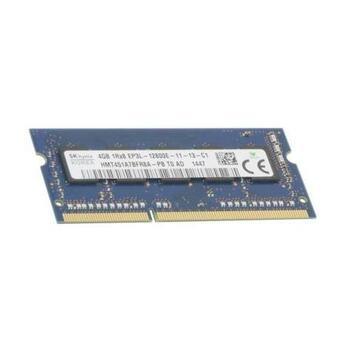 HMT451A7BFR8A-PB Hynix 4GB DDR3 SoDimm ECC PC3-12800 1600Mhz 1Rx8 Memory