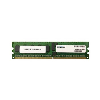 CT51272AB667.M36FH1Z Crucial 4GB DDR2 Registered ECC PC2-5300 667Mhz 2Rx4 Memory