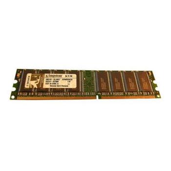 KVR400X64C3AK1 Kingston 1GB DDR Non ECC PC-3200 400Mhz Memory