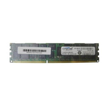 CT16G3ERSLD4160B.36FED Crucial 16GB DDR3 Registered ECC PC3-12800 1600Mhz 2Rx4 Memory