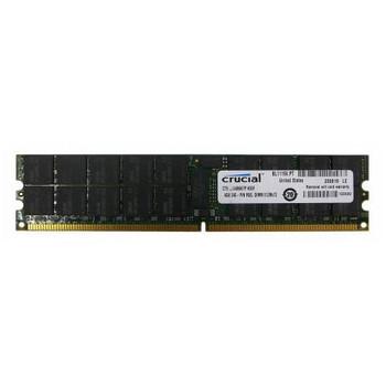 CT51272AB667P.K36F Crucial 4GB DDR2 Registered ECC PC2-5300 667Mhz 2Rx4 Memory