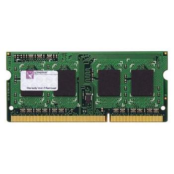 KVR1333D3S9/8GBK Kingston 8GB DDR3 SoDimm Non ECC PC3-10600 1333Mhz 2Rx8 Memory