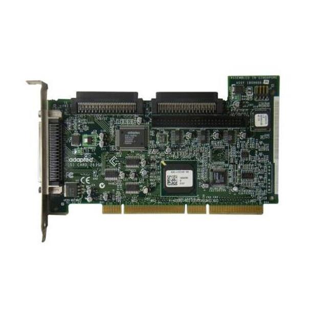 154457-B21 HP 64-Bit Ultra-160 SCSI Single Channel PCI Controller Card