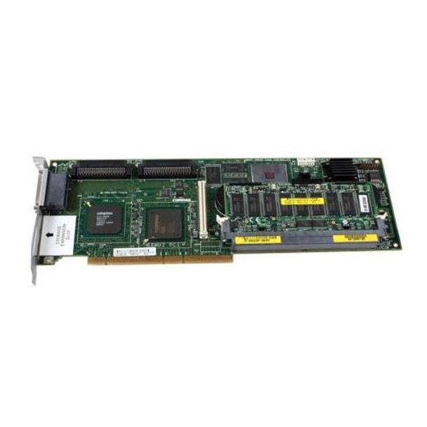 283551-B21 HP Smart Array 5304 256MB Cache Ultra-160 SCSI 4-Channel PCI RAID Storage Controller Card