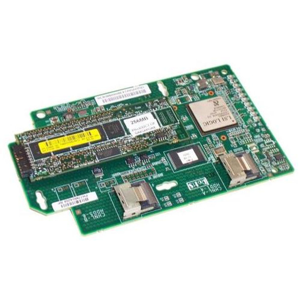 399559-001 HP Smart Array P400i PCI Express x8 Serial Attached SCSI (SAS) RAID Controller with 256MB Cache for HP ProLiant DL360 G5 Server