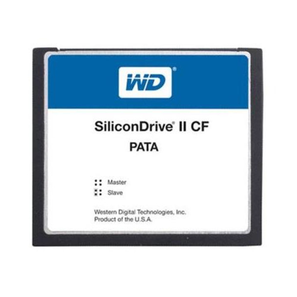 SSD-C01G-4600 Western Digital SiliconDrive II 1GB ATA/IDE (PATA) CompactFlash (CF) Type I Internal Solid State Drive (SSD)
