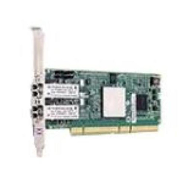 A7387A HP StorageWorks 2GB PCI-X 64Bit 133Mhz Dual Channel Fibre Channel Host Bus Adapter