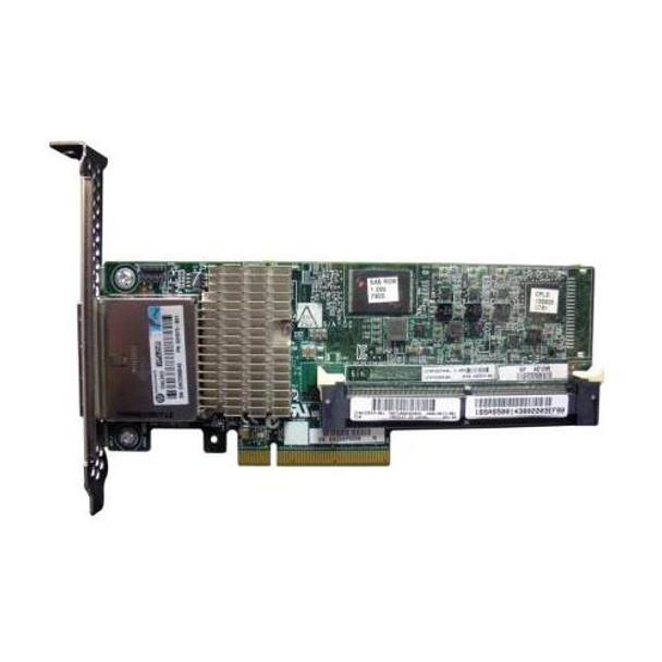 633539-001 HP Smart Array P421 PCI-Express 6Gbps 2-Ports External SAS/SATA RAID Controller Card
