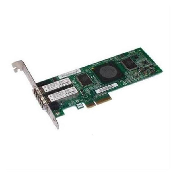 456973-001 HP Emulex LPE1205 8Gbps Dual Channel PCI-E Fibre Channel Host Bus Adapter for C-Class Blade System