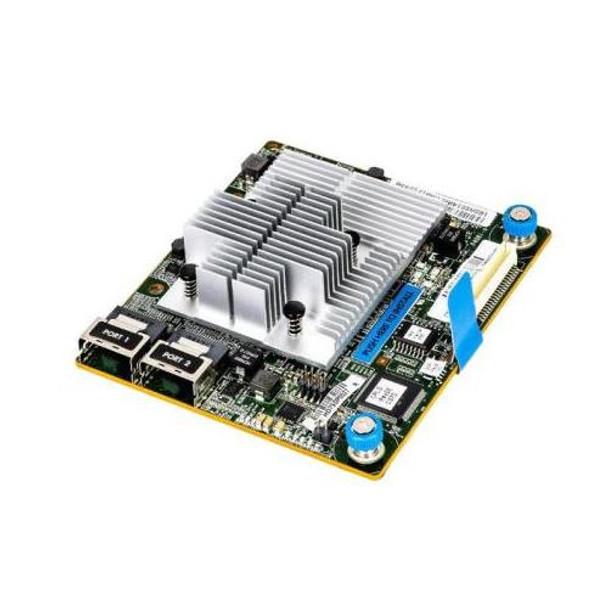 804326-B21 HPE Smart Array E208i-a 2-Port SAS 12Gbps / SATA 6Gbps PCI Express 3.0 x8 RAID 0/1/5/10 Type-A Modular Controller Card