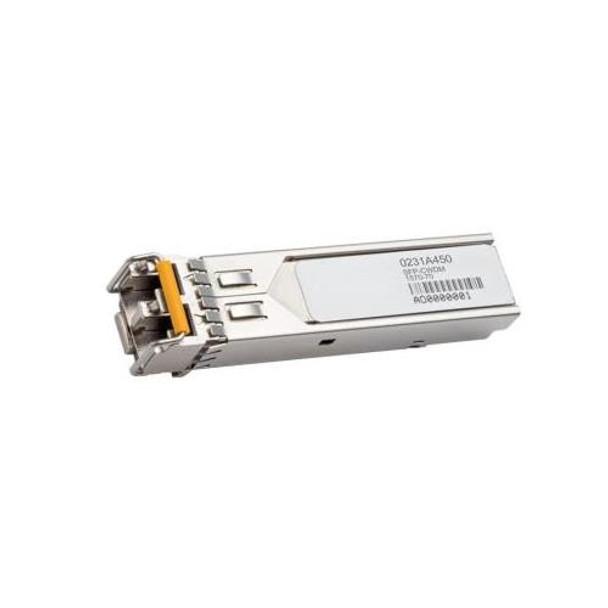 0231A450 3Com 1Gbps 1000Base-LH70 Single-Mode Fiber 70km 1570nm LC Connector SFP Transceiver Module