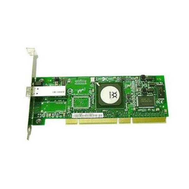 FC2610405-10 QLogic SANBlade 2GB Quad Port Fibre Channel PCI-X Host Bus Adapter