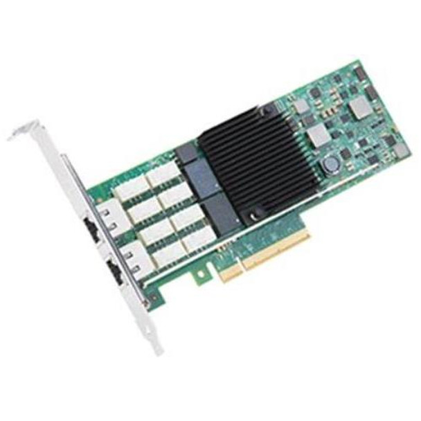 X710DA2 Intel Dual-Ports Copper 10Gbps PCI Express 3.0 x8 Low Profile Ethernet Server Network Adapter