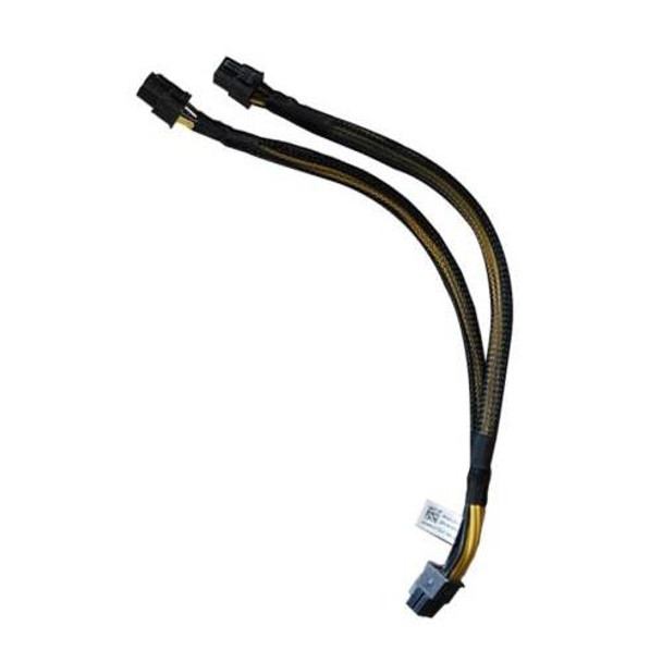 D92C9 Dell 330mm 8-Pin VGA Power Cable for Precision T5600
