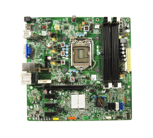 002RX9 Dell System Board (Motherboard) for XPS 8300 (Refurbished)