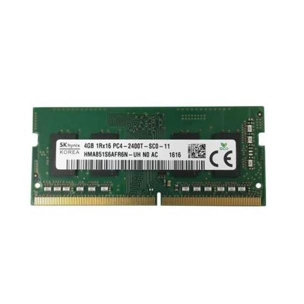 HMA851S6AFR6N-UH Hynix 4GB DDR4 SoDimm Non ECC PC4-19200 2400Mhz 1Rx6 Memory
