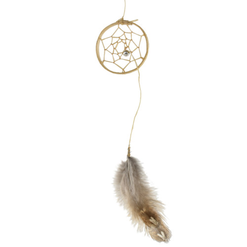 Small Ash Hoop Dream Catcher by Barry Dana (Penobscot).