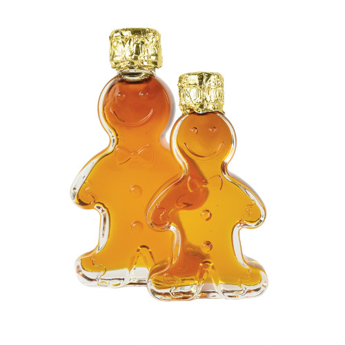Gingerbread Man Maple Syrup by Passamaquoddy Maple (Passamaquoddy).