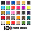 60X BCY X 3 Color Custom Compound Cable Color Options
