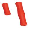 Red Bohning Blazer Double Lock Nock | 60X Custom Strings & Archery