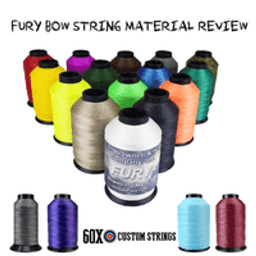 BROWNELL FURY BOW STRING MATERIAL REVIEW