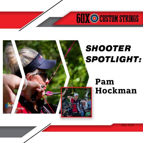 60X Pro-Staff Spotlight: Pam Hockman