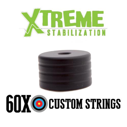 Xtreme Stabilization Black 4oz Weight