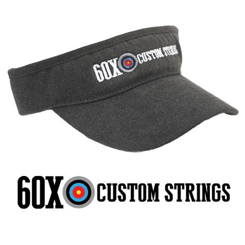 60X Custom Strings Visor