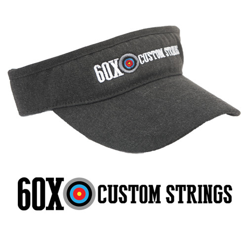 60X Custom Strings Visor