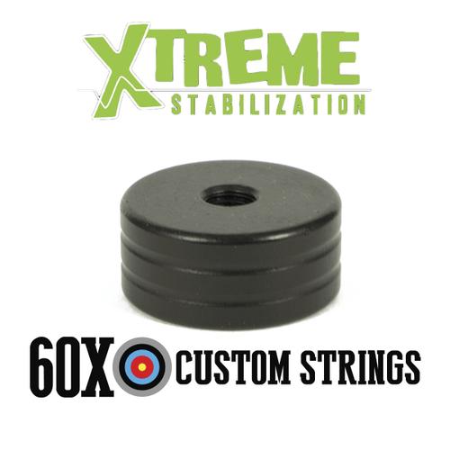 Xtreme Stabilization Black 3oz Weight