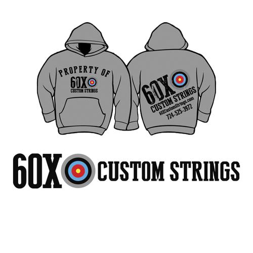 60X Hooded Sweatshirt