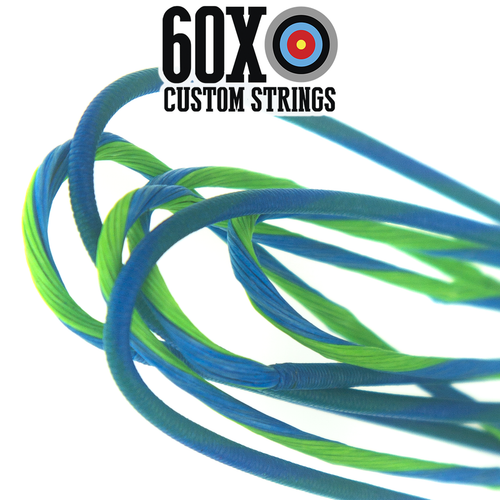 60X BCY X Custom Oneida Bow Strings
