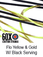 flo-yellow-gold-black-serving-custom-bow-string-color.png