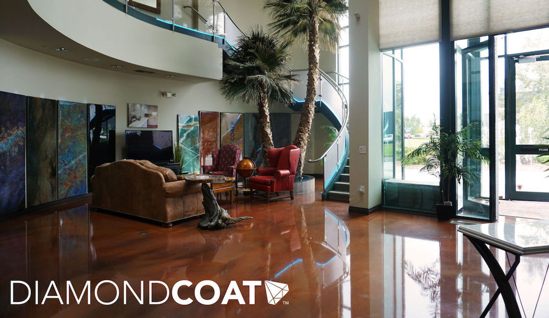 Are Epoxy Floors Right For Your Home Diamond Coat