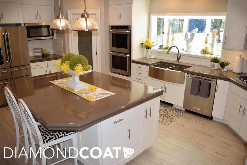 The Kitchen Trends of 2018-2019 Will Require Plenty of Epoxy Finishes