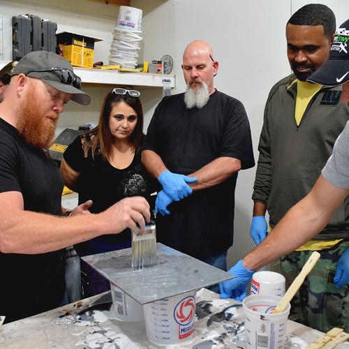 Advanced Resin Workshops