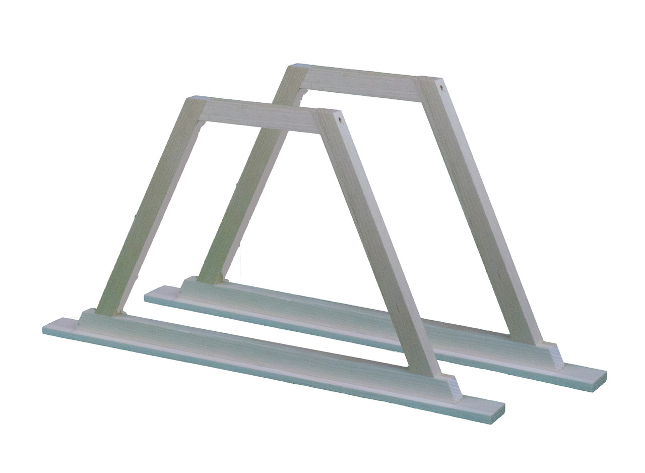 Fondant feeder frames - always good to have a few spares