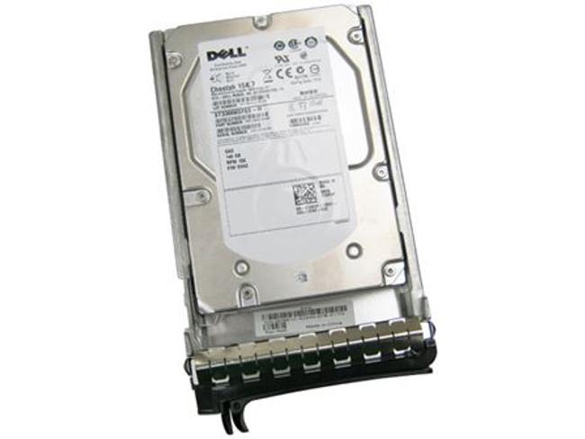 "Dell 1DKVF Hard Drive 146GB 15K SAS 3.5"" in Tray"