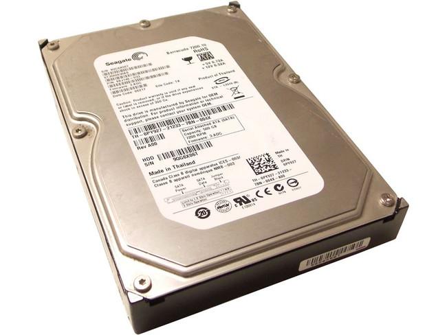 """Dell PY927 Hard Drive 500GB SATA 7.2K 3.5"""""""