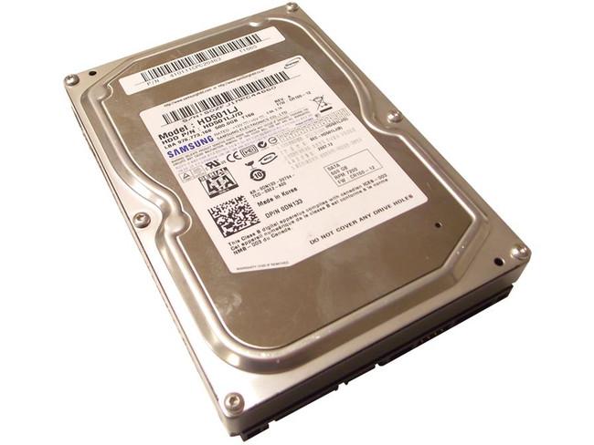 "Dell DN133 Hard Drive 500GB 7.2K SATA 3.5"""