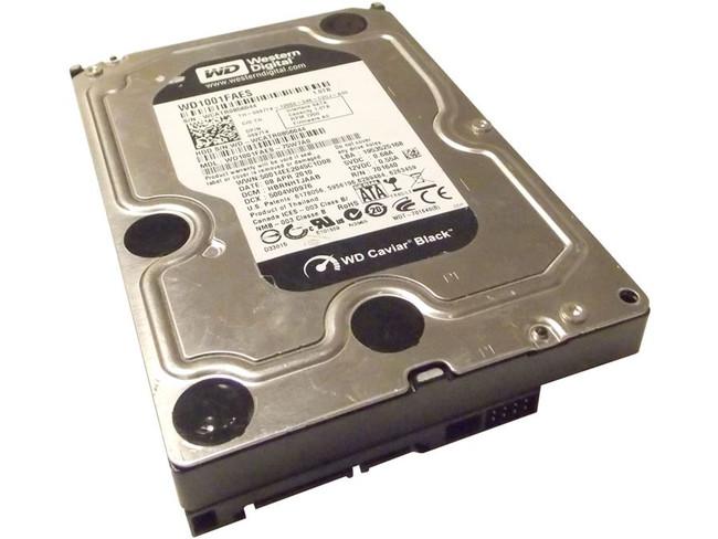 """Dell 897TK Hard Drive 1TB 7.2K SATA 3.5"""""""