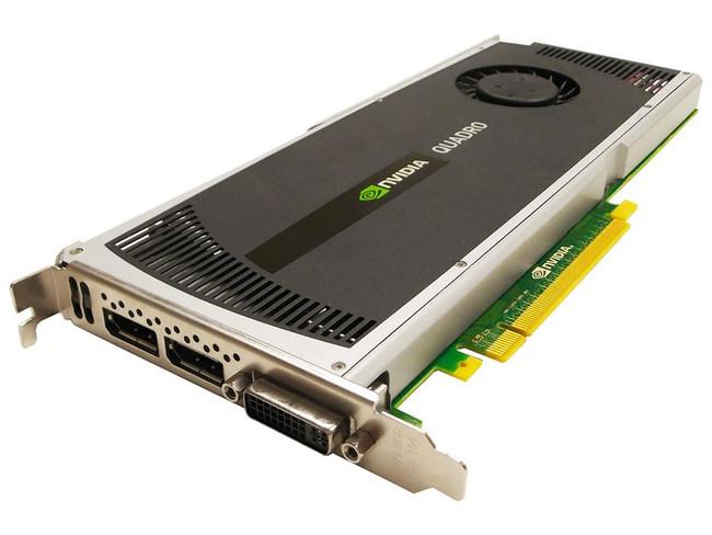 Dell 38XNM NVIDIA Quadro 4000 2GB Video Card