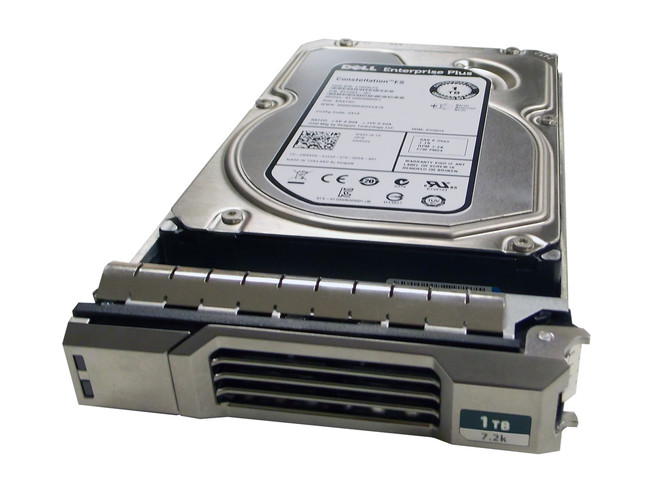 "EqualLogic M5XD9 Hard Drive 1TB 7.2K SAS 3.5"" in Tray"